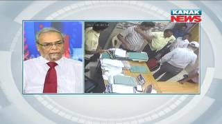 Manoranjan Mishra Live: Contractor Thrashed JEE- Fake Offer Letters To SOA Students
