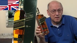 Whisky Review/Tasting: Johnnie Walker Green Label