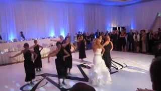 Surprise Wedding Party Dance!!