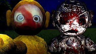 LAA LAA TRANSFORMS INTO SOMETHING TRULY TERRIFYING... RUN AWAY! | Slendytubbies Theyre Coming ENDING