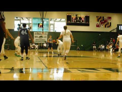 3rd Garrison Forest/Indian Creek basketball IAAM C final 02/19/17