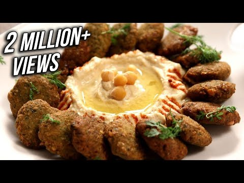 Xxx Mp4 How To Make Falafel And Hummus Middle Eastern Delicacy The Bombay Chef – Varun Inamdar 3gp Sex