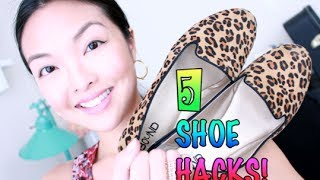 5 Shoe Hacks Every Girl Needs To Know!