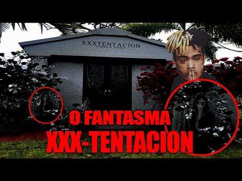 Xxx Mp4 FANTASMA DO XXX TENTACION APARECE EM SEU TUMULO 3gp Sex