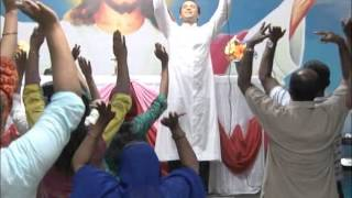 Action Song By Fr.Anil Kiran,SVD at Divine Call Centre,Mulki