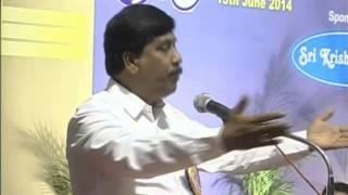 Hillarious Speech By Gana Sambandham On 31st Anniversary Celebration Of Humor Club