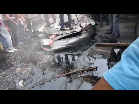 Xxx Mp4 West Bangal Burdwan Accident Tanker Vs Car 3gp Sex