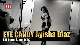 XXL Eye Candy- Ayisha Diaz (December 2014)