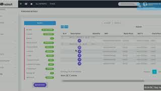 Mobisoft - 05 - Inventory Software - KeyStroke Developers - Purchase Bill Details