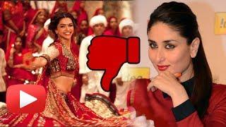 Kareena Kapoor Gives Thumbs Down To Ram Leela