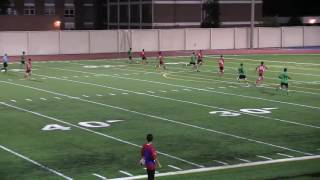 September 18 2016 Toronto Skillz FC  0 :1  North Toronto Nitros