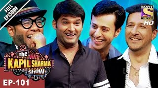 The Kapil Sharma Show - दी कपिल शर्मा शो - Ep - 101- Salim Sulaiman In Kapil's Show - 29th Apr, 2017