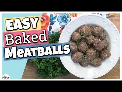 Xxx Mp4 EASY HOMEMADE MEATBALLS With Spaghetti Freezer Meal Idea 3gp Sex