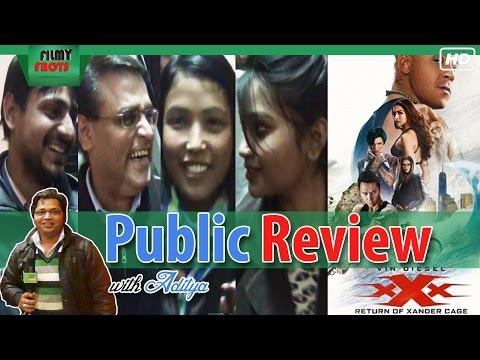 Xxx Mp4 XXx Return Of Xander Cage Public Review Vin Diesel Deepika PAdukone AutomaxFIlmyfacts 3gp Sex