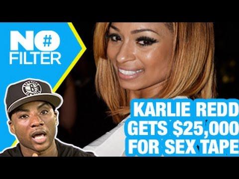 LHHATL's Karlie Redd Gets a Sex Tape Deal for $25,000 (#NoFilter)