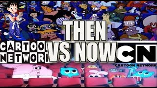 Cartoon Network India Then Vs Now HINDI