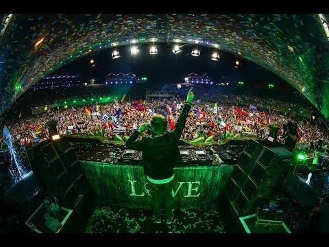 Tomorrowland Belgium 2017   Armin Van Buuren W2 Mainstage