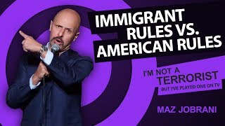 """Immigrant Rules vs American Rules"" 