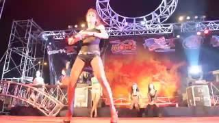 Thai Hot Girl Dance Karaoke