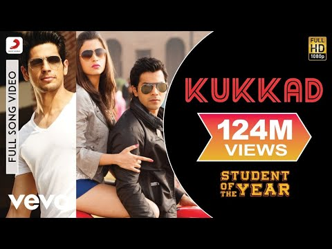 Kukkad - Student of the Year | Sidharth Malhotra | Varun Dhawan