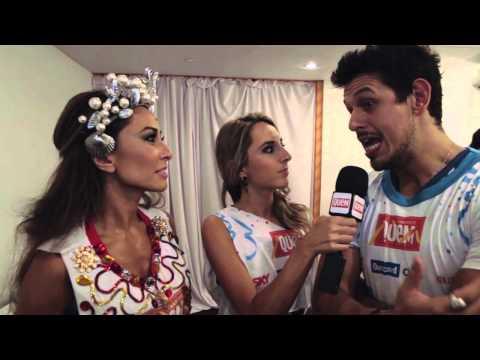 Vai rolar Sabrina Sato e João Vicente falam sobre casamento