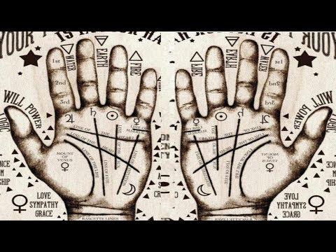 Sinais Secretos da Palma da Mão podem revelar Poderes Psíquicos escondidos