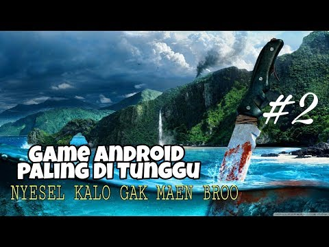 5 Game Keren Android paling diNanti (HD)