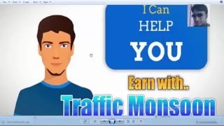 Info On Trafficmonsoon and Getting Started in English by Ashok Arumugham