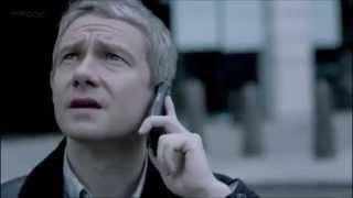 BBC Sherlock | 8 improvised/unscripted Scenes