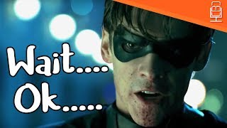 Titans Trailer Reaction & Thoughts