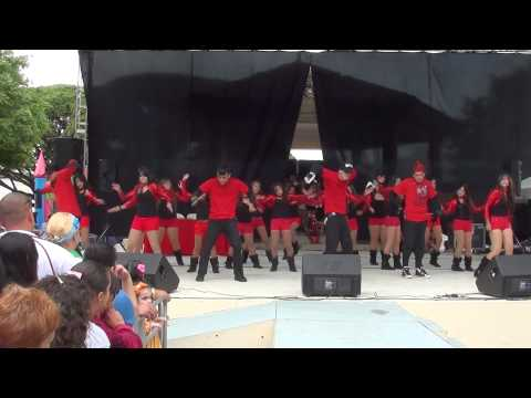 New Era Dance en Cayey Fiesta de Reyes Intro