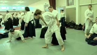 Aikido Ikkyo 1 Christian Tissier