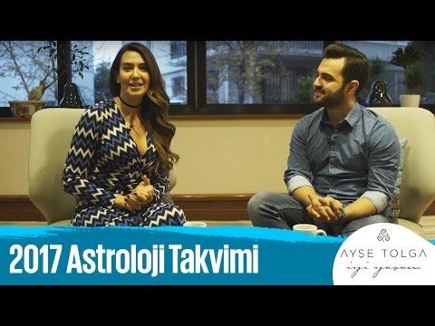 2017 Astroloji Takvimi | Burçları 2017'de ne bekliyor? | Astrolog Anıl Can | Ayşe Tolga İyi Yaşam