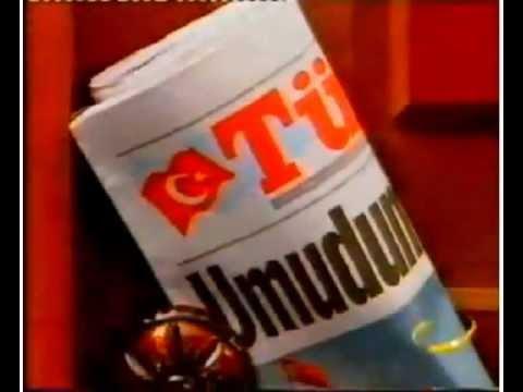 Türkiye Gazetesi Nostalji Reklamı 1998