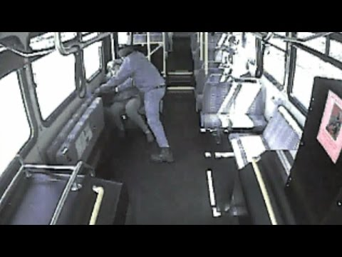 Xxx Mp4 Watch How This Brave Driver Saved An Elderly Woman Being Attacked By Man On Bus 3gp Sex