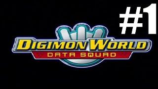 Digimon World Data Squad Episode 1