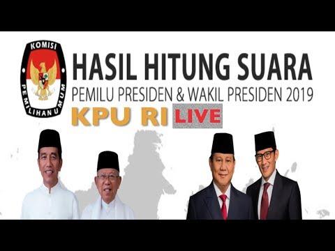 Xxx Mp4 LIVE HITUNG SUARA KPU PILPRES 2019 Real Time KPU RI 3gp Sex