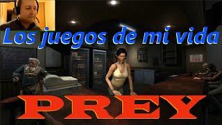 Los juegos de mi vida - Capítulo 1 -  Prey