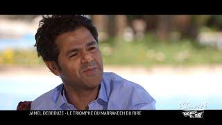 Jamel DEBBOUZE se confie au Marrakech du rire sur TV5MONDE