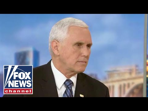 Vice President Mike Pence on President Trump s offer to Democrats to end the shutdown stalemate