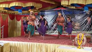 Rang ma rang  ma holi song cg folk dance