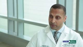 What is a vascular and interventional radiologist? (Parag J. Patel, MD, MS, FSIR)