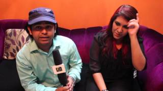 Rj Saimur & Singer Puja@AJFB Star Award 2015