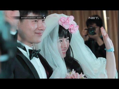 Moment pernikahan yang paling mengharukan