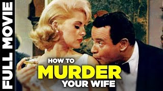 How to Murder Your Wife | Hollywood Movie | Jack Lemmon, Virna Lisi
