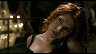 Marvel's Avengers Assemble - Black Widow Interrogation Scene - Official | HD