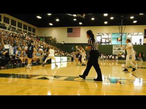 Garrison Forest/Indian Creek basketball IAAM C final 02/19/17