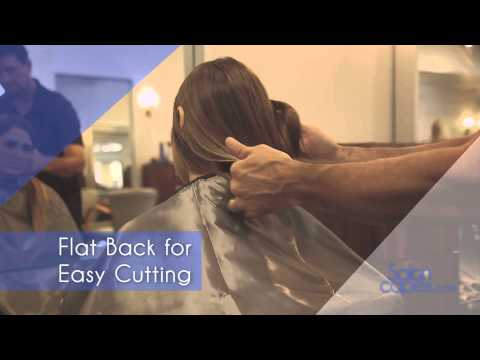 Hair Cutting Capes Product Video - Salon Capes [HD]