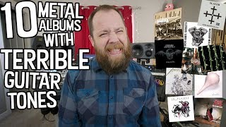 10 Metal Albums With Terrible Guitar Tones