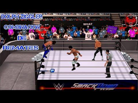 Recopilacion Dolph Ziggler Combinacion de Remate | MS  WWE